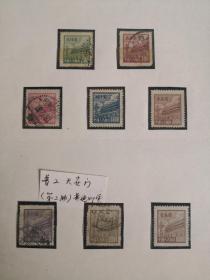 天安门普2邮票一份