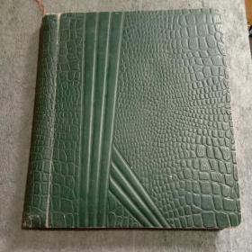 老相册 老像册(内有52张黑白照片)相册尺寸:21x19厘米