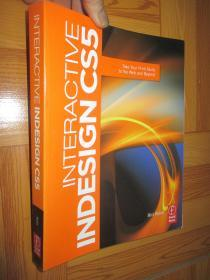 Interactive InDesign CS5:Take Your Print Skills to the Web and Beyond   (16开)