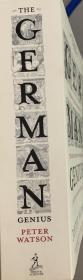 德国天才—— 从文艺复兴到二十世纪(德国各界天才的影响)布面精装 书脊烫金  护封完好 厚达984页  商务印刷馆有中译本 共分四册出版