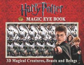 HarryPotterMagicEyeBook:3DMagicalCreatures,BeastsandBeings