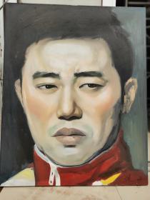 王天昊油画