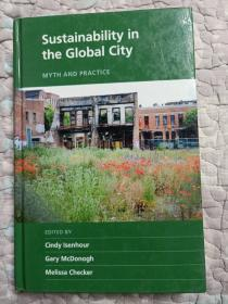Sustainability   in   the   Global   City   (全球城市的可持续性   神话与实践)(英文原版)