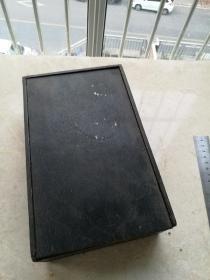 老书箱一个,放线装书,高档书。编号十。
