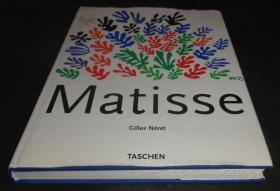 2手德文 Henri Matisse (Jumbo) 马蒂斯画册 xde21