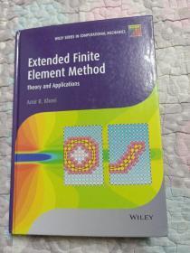Extended   Finite   Element   Method     Theory   and   Applications(计算力学中的威利级数     扩展有限元素法理论与应用)(英文原版)
