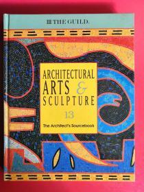 ARCHITECTURAL ARTS & SCULPTURE 13  建筑艺术与雕塑