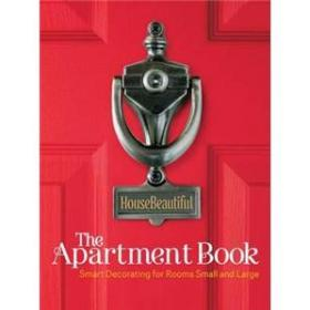 HouseBeautifulTheApartmentBook