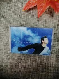 早期二手磁带】双飞-吴奇隆-飞碟企业-罕见老卡带 美好回忆