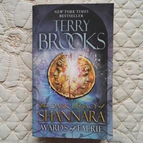 Wards of Faerie: The Dark Legacy of Shannara 英文原版 挂号印刷品收3块运费