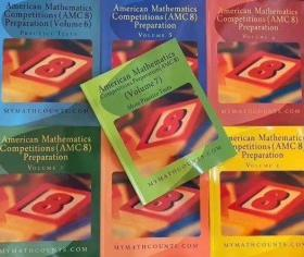 AMC8(AmericanMathematicsCompetition8)