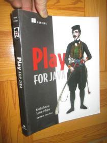 Play for Java:Covers Play 2(16开)