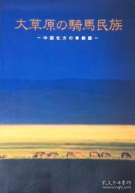 大草原的骑马民族:中国北方的青铜器 大草原の骑马民族【正版包快递】222