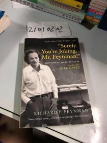 Surely You're Joking ,Mr.Feynman!别闹了费曼先生 英文原版