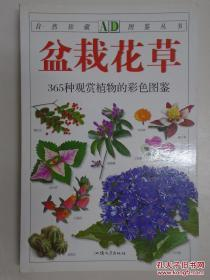 盆栽花草:365种观赏植物的彩色图鉴