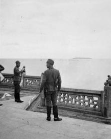 日本军队抗战时期占领长沙老照片10张5吋的