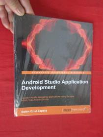 Android Studio Application Development   ( 16开 ) 【详见图】