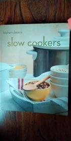 SLOW COOKERS 慢火炉西餐食谱/英文原版/LJ