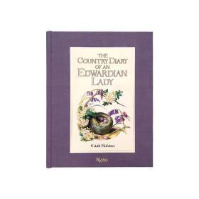 英文原版 The Country Diary of an Edwardian Lady 爱德华夫人的乡村日记 乡野手记手绘日记