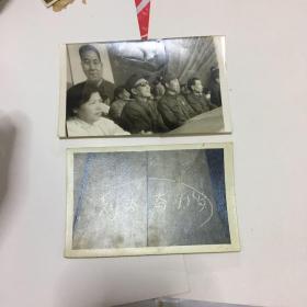 老照片2张合售