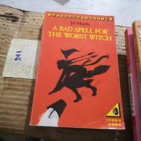 A Bad Spell for the Worst Witch (Young Puffin Story Book)