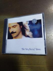 Yanni雅尼《The Very Best of Yanni》CD