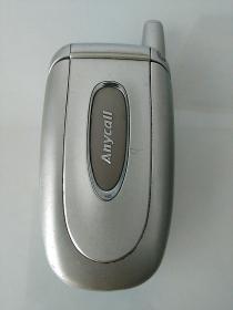 三星翻盖手机 anycall(不知能不能使用)
