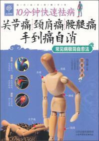 关节痛 颈肩痛 腰腿痛 手到痛自消:10分钟快速祛病