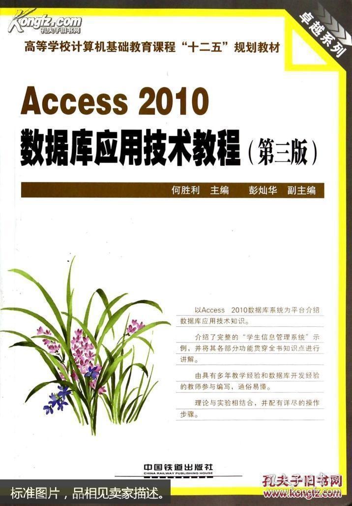 Access 2010数据库应用技术教程