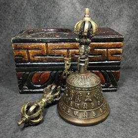 尼泊尔回流法器漆器盒