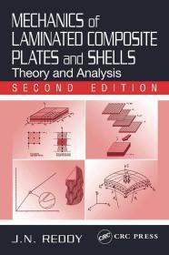 预订  Mechanics of Laminated Composite Plates and Shells: Theory and Analysis, 英文原版 复合材料板壳力学解析理论 分析