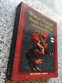 World History: People and Nations Modern World