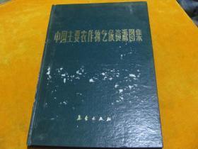 中国主要农作物气候资源图集