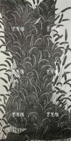 著名版画家 马剑2010年木版画《女人·芦荻》一幅(尺寸:120*62cm,版号随机,供货编号为:2-27/30,作品直接得自于艺术家本人!) HXTX117450