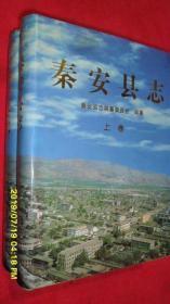 秦安县志(上下)