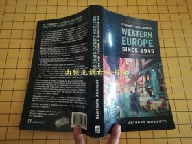 AN ECONOMIC AND SOCIAL HISTORY OF WESTERN EUROPE SINCE 1945【英文原版】《1945年以来西欧经济社会史》