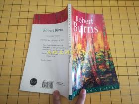 【96年英文原版书】【彭斯诗选】Robert Burns Selected Poems