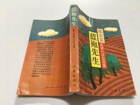 蓝袍先生 (陈忠实获奖小说自选集)