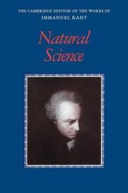 [英文•包邮](剑桥版)康德《自然科学》Natural Science包括《自然地理学》《活力的测算》等