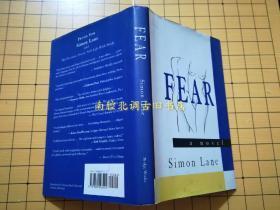 FEAR【1998英文原版精装】【小说】