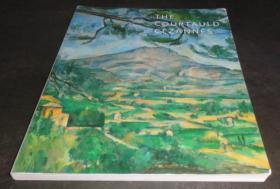 2手英文 The Courtauld Cezannes Paul Cezanne 塞尚 sgf5