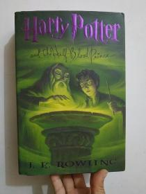 harry potter and the half blood prince(英文版哈利波特 品好)