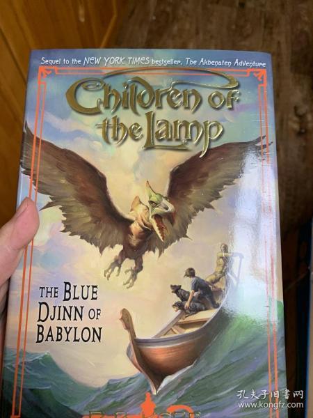 ChildrenoftheLamp#02:TheBlueDjinnofBabylon灵光神童之2:蓝色圣婴