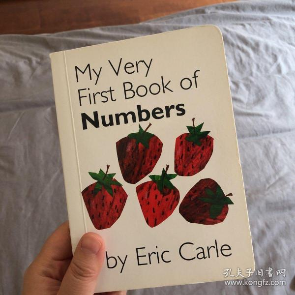 My Very First Book of Numbers   Board book    我的第一本数字书