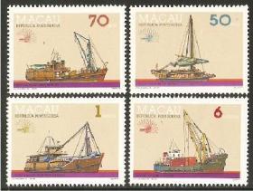 传统交通工具-货船