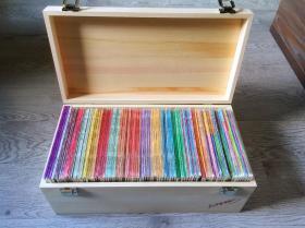七龙珠 海南版 鸟山明木盒典藏 78本全套1.9元版本 收藏品相1