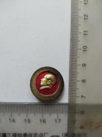 毛主席像章:福州,尺寸图参考
