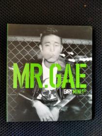 MR GAE 专辑,附光盘