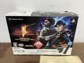 九新 生化危机5 PS3 MOVE套装 限定 体感 摄像头