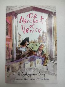 The Merchant of Venice 威尼斯商人 莎士比亚故事系列 英文版 故事阅读小说 四大喜剧之一